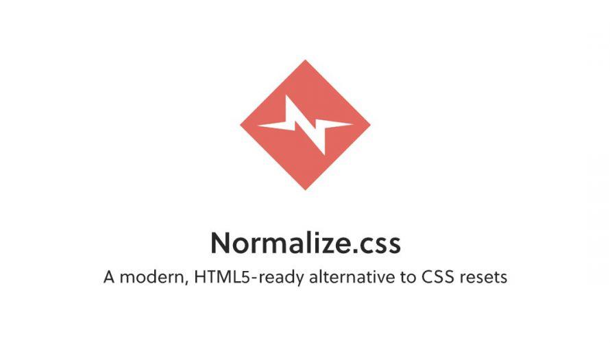 React+webpackにnormalize.cssを導入する